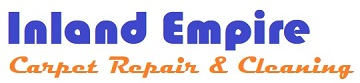 (909) 436-6080 Inland Empire Carpet Repair & Cleaning Retina Logo